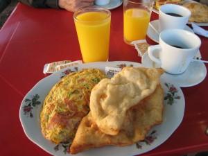 $4.75 breakfast at Central Park