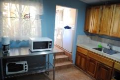 Casita Rental Kitchen