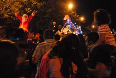 Boquete Christmas Parade 1