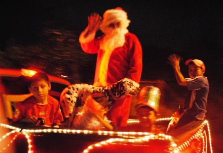 Boquete Christmas Parade 2