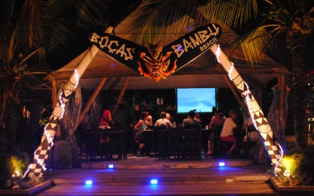 Bocas at Night