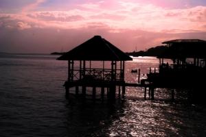 Bocas Town Evening