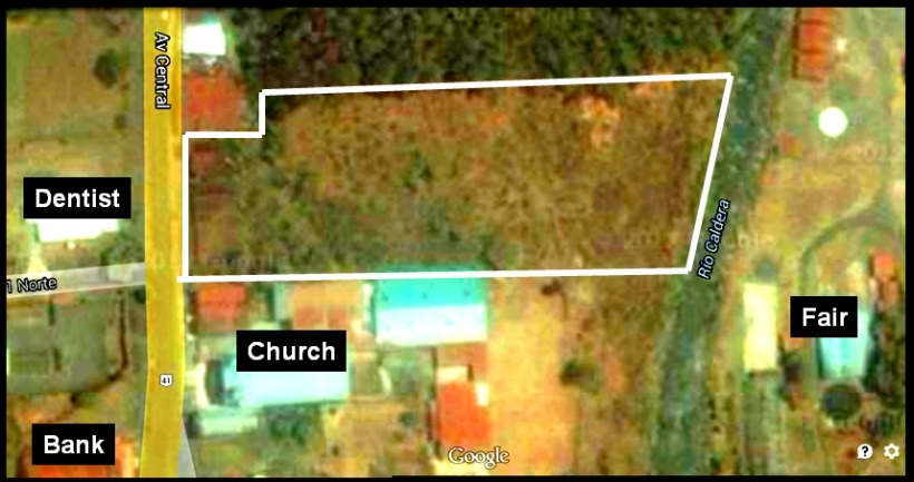 Google church property
