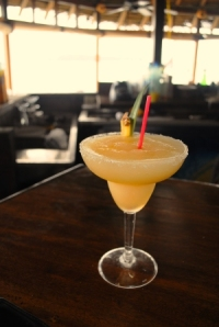 The Passion Fruit Margarita