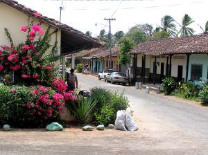 Spanish Colonial town of Parita
