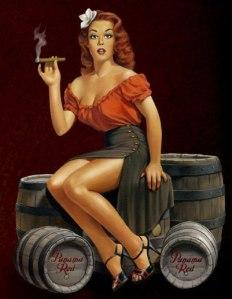 Panama Red Rum Cigar