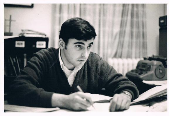 Richard Detrich Mott Haven 1969