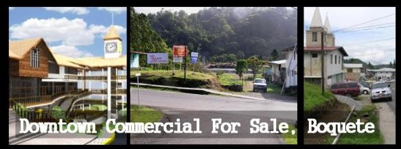 Commercial Boquete