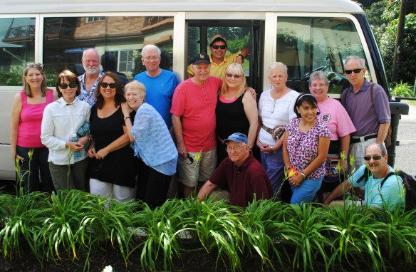 Panama Relocation Tour Group Photo Sept 2013