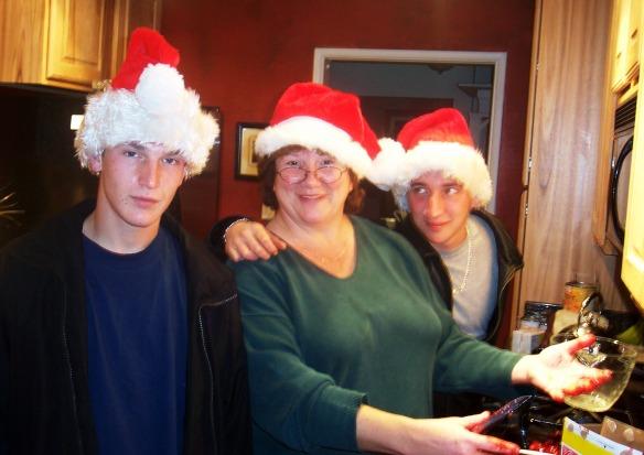 Christmas with Nikki