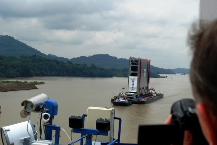 Panama Canal Day Gates 1