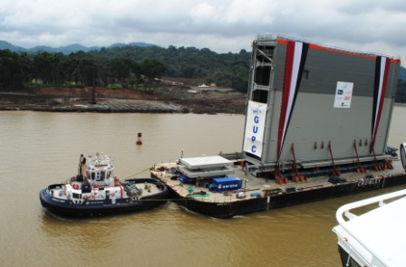 Panama Canal Day New Lock GAte