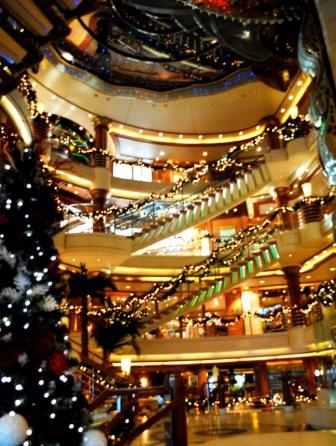 Atrium Christmas