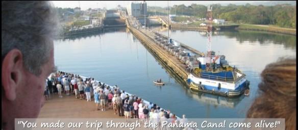 Panama Canal Cruise Richard Detrich