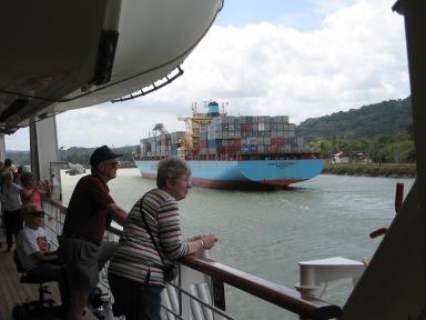 Panama Canal Richard Detrich