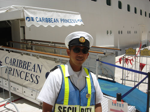 Cruise Line Security Richarddetrichcom - Is there security on cruise ships