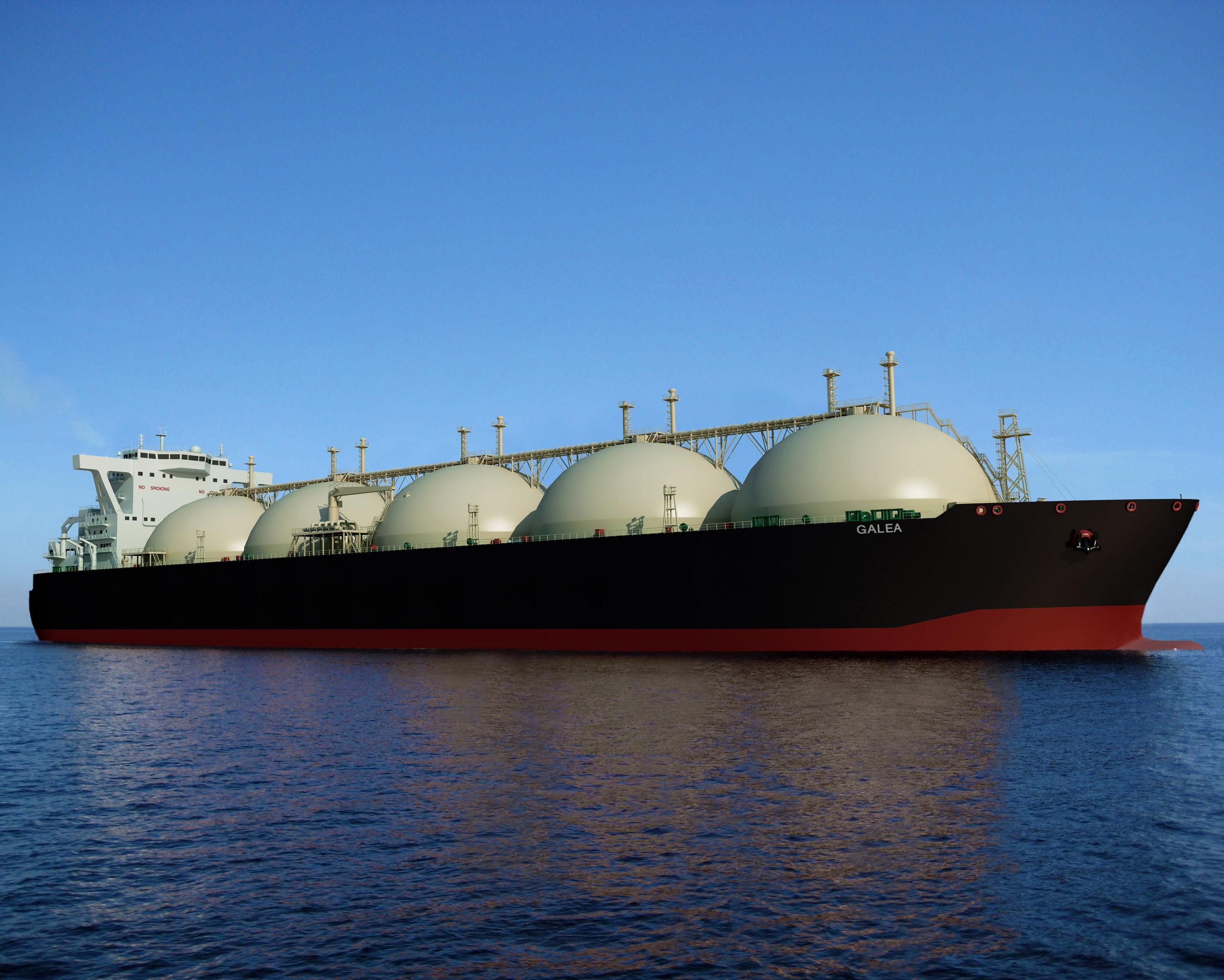 танкер газовоз картинки времени появления