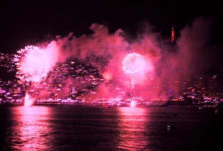 2018 New Yearls Eve Acapulco